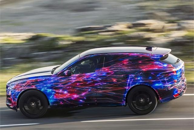 Photo courtesy of Jaguar.