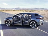 Jaguar Shows Electric Compact SUV Concept