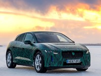 Jaguar Tests I-Pace SUV in Extreme Conditions