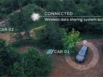 Jaguar Land Rover Researching All-Terrain Autonomous Driving