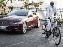 Jaguar Puts Newest XJ Model to the Dabbawalla Test in Mumbai