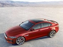Jaguar Introduces 2016 XE Sedan