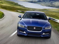 Jaguar XE Diesel Sedan Earns Recognition