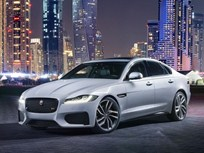 2016 Jaguar XF Adds Aluminum, Turbo V-6