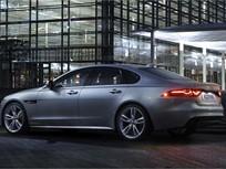 Jaguar Adds Diesel XF for 2017