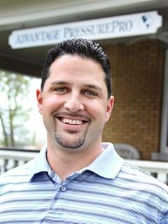 Jason Zaroor is the new director of sales for Advantage PressurePro.