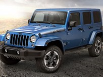 Chrysler Introduces Winter-Themed Jeep Wrangler