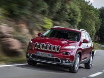 Jeep Cherokee Diesel to Arrive In Europe By Summer
