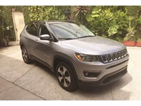 2017 Jeep Compass Arrives at Dealer Lots