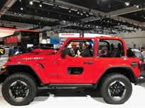 2018 Wrangler Enhances Connectivity, Open-Air Options