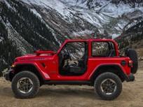 2018 Jeep Wrangler's Fuel Economy Rated