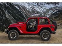 2018 Jeep Wrangler's Fuel Economy Rated