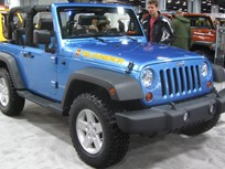 Jeep Wranglers Recalled for Air Bag Issue