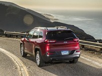 Jeep Cherokees Recalled for Power Liftgates