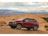 Jeep Cherokees Recalled for Seat Fasteners