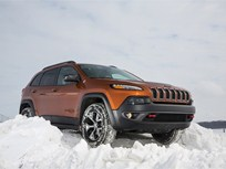 FCA Recalls More Jeep Cherokee SUVs for Air Bags