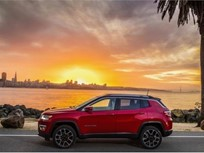 Jeep Compass Recalled for Instrument Cluster