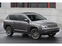Jeep Compass Recalled for Halfshaft