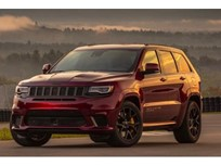 Jeep Grand Cherokee Trackhawk SUVs Recalled for Stalling