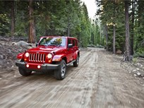 Jeep Wrangler Recalled for Air Bags
