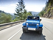 Chrysler Recalling Jeep Wranglers for Fire Risk