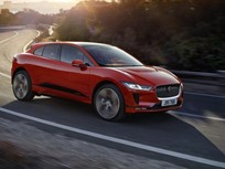 Jaguar's I-Pace Electric SUV Will Offer 240 Miles of Range