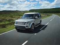 ABS Software Error Triggers Land Rover LR4 Recall