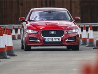 Jaguar Land Rover to Create Autonomous Research Fleet