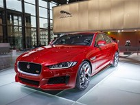 Jaguar Reveals XE Diesel Performance Specs