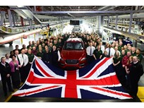 Jaguar Land Rover Increases UK Production Output