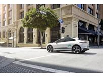 Jaguar Partners with Waymo to Develop Autonomous I-PACE