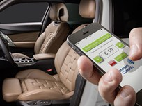 Johnson Controls Develops Automatic Seat Pre-Adjustment System