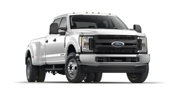 Forestry: Ford F-350 Super Duty 4x4 Crew Cab XL (Photo courtesy of Ford Motor Co.)