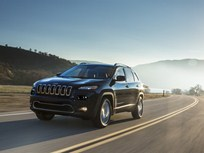 Chrysler Debuts All-New 2014 Jeep Cherokee at New York Auto Show
