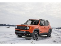 FCA Halts Jeep Renegade Deliveries
