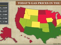 Report Says Gas Prices to Stay Flat or Climb Through Labor Day
