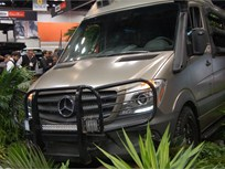 Mercedes-Benz Introduces Super High Roof Sprinter