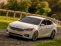 Kia Lowers Price for Next-Gen Cadenza