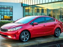 2017 Kia Forte Adds 2.0L Base Model