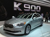 2015 Kia K900 Sedan Gets EPA Fuel Economy Ratings