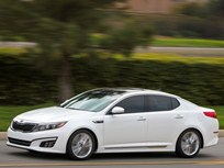 Kia's 2015 Optima Sedan Gets Tech Upgrades