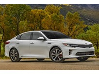 Kia Optima Qualifies as Top Safety Pick+
