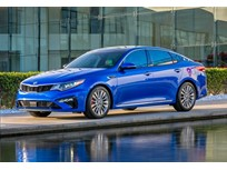 Refreshed 2019 Kia Optima Adds Tech