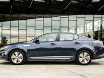 2016 Kia Optima Hybrid Gets 40 MPG Highway