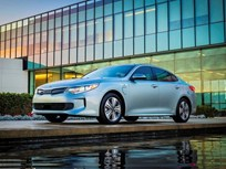 Kia Adding Three Hybrids for 2017