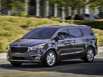 2018 Kia Sedona Captures Top Safety Pick