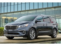 2019 Kia Sedona Adds Tech, Improves MPG