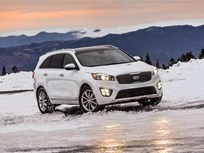 Kia Recalls Sorento for Accelerator