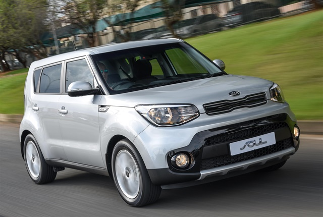 Photo of the Kia Soul courtesy of Kia Motors SA.