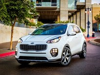 Kia Gives Full 2017 Sportage Details